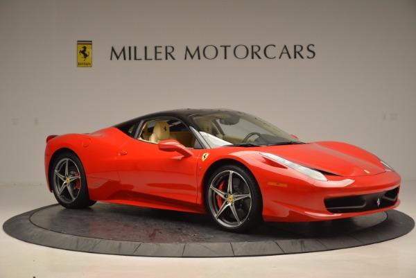 Used 2011 Ferrari 458 Italia for sale Sold at Maserati of Westport in Westport CT 06880 10