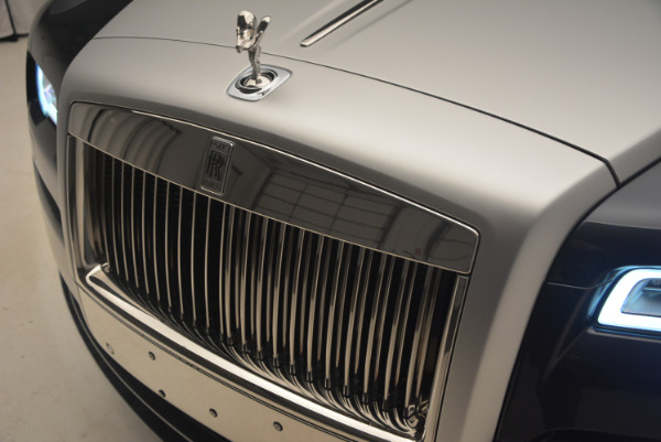 Used 2017 Rolls-Royce Ghost for sale Sold at Maserati of Westport in Westport CT 06880 16