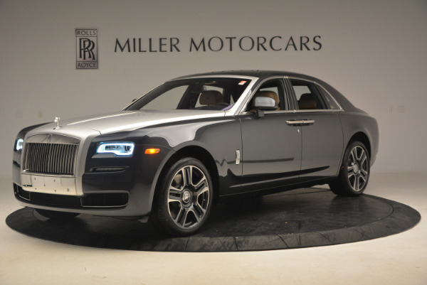 Used 2017 Rolls-Royce Ghost for sale Sold at Maserati of Westport in Westport CT 06880 2