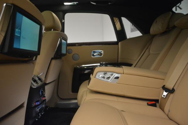 Used 2017 Rolls-Royce Ghost for sale Sold at Maserati of Westport in Westport CT 06880 27