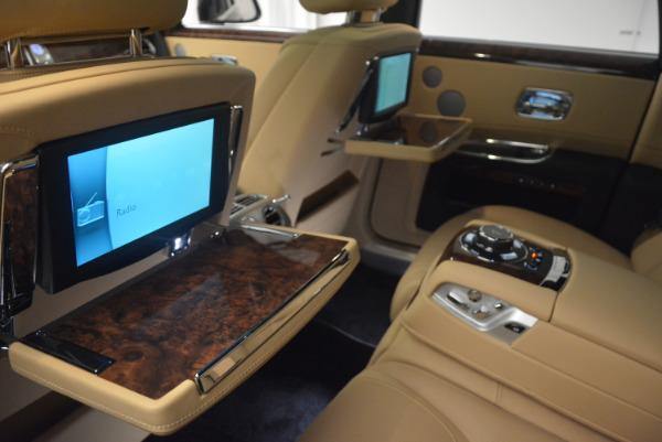 Used 2017 Rolls-Royce Ghost for sale Sold at Maserati of Westport in Westport CT 06880 28
