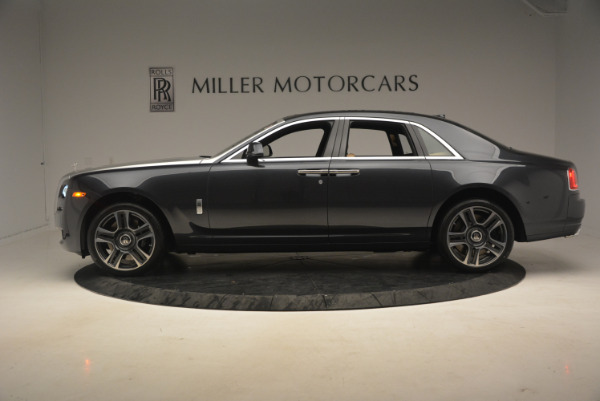 Used 2017 Rolls-Royce Ghost for sale Sold at Maserati of Westport in Westport CT 06880 3