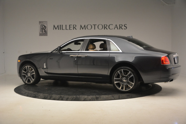 Used 2017 Rolls-Royce Ghost for sale Sold at Maserati of Westport in Westport CT 06880 4
