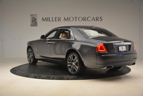 Used 2017 Rolls-Royce Ghost for sale Sold at Maserati of Westport in Westport CT 06880 5