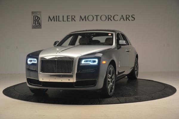 Used 2017 Rolls-Royce Ghost for sale Sold at Maserati of Westport in Westport CT 06880 1