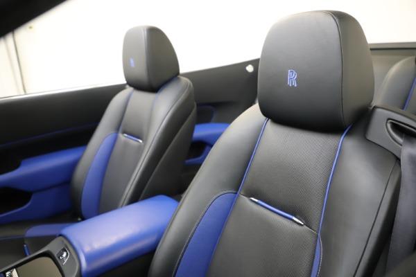 Used 2017 Rolls-Royce Dawn for sale $229,900 at Maserati of Westport in Westport CT 06880 27
