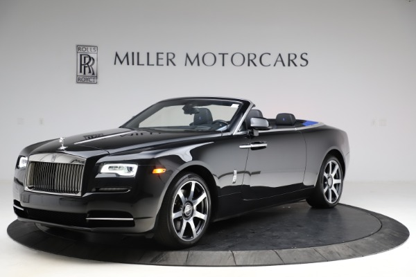 New 2017 Rolls-Royce Dawn for sale Sold at Maserati of Westport in Westport CT 06880 3