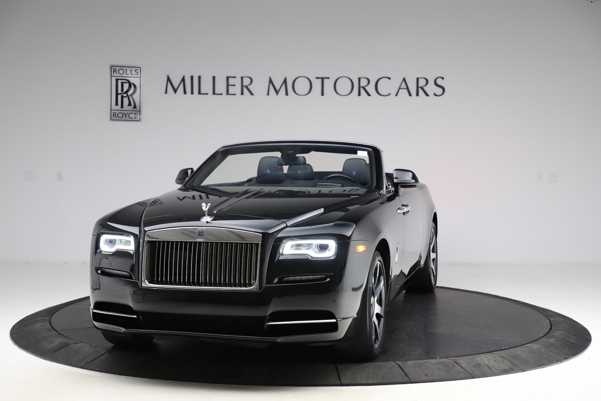 Used 2017 Rolls-Royce Dawn for sale $229,900 at Maserati of Westport in Westport CT 06880 1