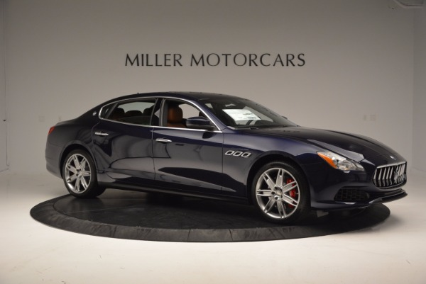 New 2017 Maserati Quattroporte S Q4 for sale Sold at Maserati of Westport in Westport CT 06880 10