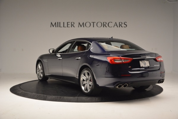 New 2017 Maserati Quattroporte S Q4 for sale Sold at Maserati of Westport in Westport CT 06880 5
