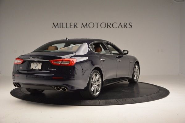 New 2017 Maserati Quattroporte S Q4 for sale Sold at Maserati of Westport in Westport CT 06880 7