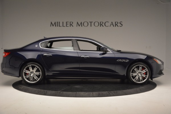 New 2017 Maserati Quattroporte S Q4 for sale Sold at Maserati of Westport in Westport CT 06880 9