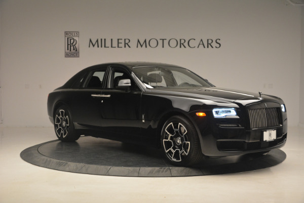 New 2017 Rolls-Royce Ghost Black Badge for sale Sold at Maserati of Westport in Westport CT 06880 14