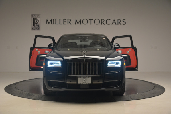 New 2017 Rolls-Royce Ghost Black Badge for sale Sold at Maserati of Westport in Westport CT 06880 16