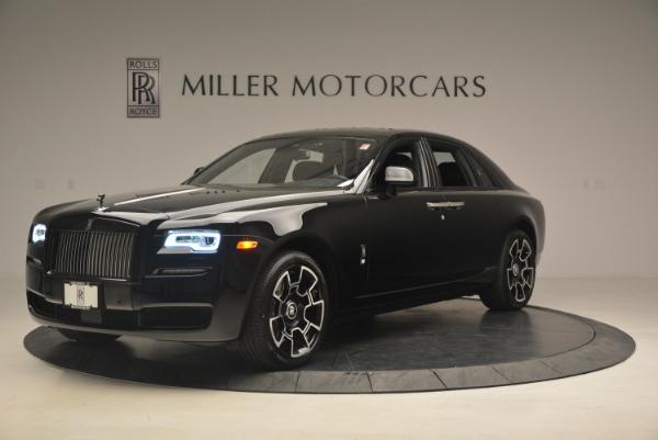 New 2017 Rolls-Royce Ghost Black Badge for sale Sold at Maserati of Westport in Westport CT 06880 2