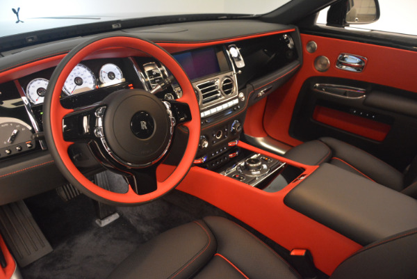 New 2017 Rolls-Royce Ghost Black Badge for sale Sold at Maserati of Westport in Westport CT 06880 20