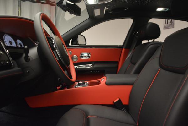 New 2017 Rolls-Royce Ghost Black Badge for sale Sold at Maserati of Westport in Westport CT 06880 23