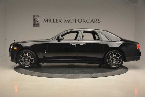 New 2017 Rolls-Royce Ghost Black Badge for sale Sold at Maserati of Westport in Westport CT 06880 3