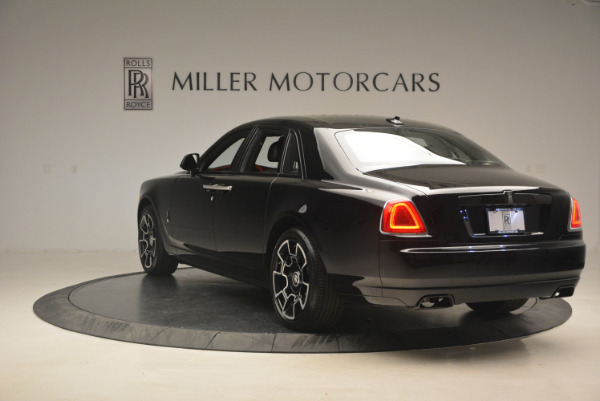 New 2017 Rolls-Royce Ghost Black Badge for sale Sold at Maserati of Westport in Westport CT 06880 8