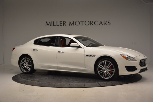 New 2017 Maserati Quattroporte S Q4 GranSport for sale Sold at Maserati of Westport in Westport CT 06880 10