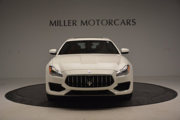 New 2017 Maserati Quattroporte S Q4 GranSport for sale Sold at Maserati of Westport in Westport CT 06880 12