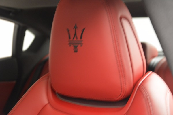 New 2017 Maserati Quattroporte S Q4 GranSport for sale Sold at Maserati of Westport in Westport CT 06880 16
