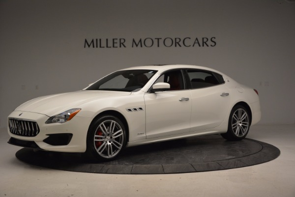 New 2017 Maserati Quattroporte S Q4 GranSport for sale Sold at Maserati of Westport in Westport CT 06880 2