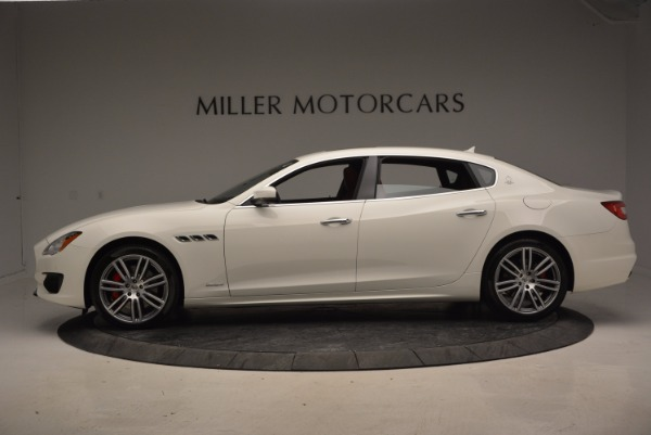 New 2017 Maserati Quattroporte S Q4 GranSport for sale Sold at Maserati of Westport in Westport CT 06880 3