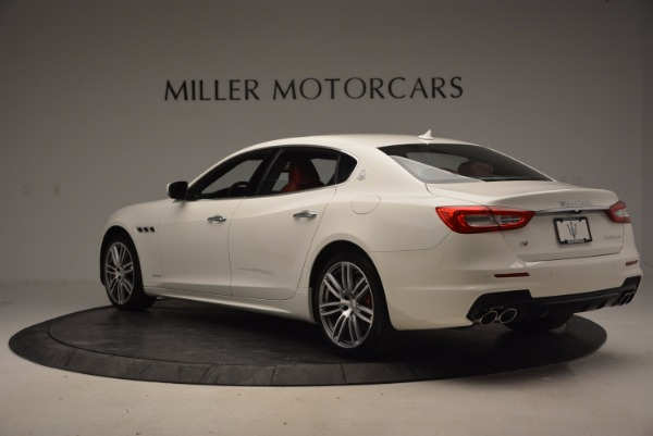 New 2017 Maserati Quattroporte S Q4 GranSport for sale Sold at Maserati of Westport in Westport CT 06880 5