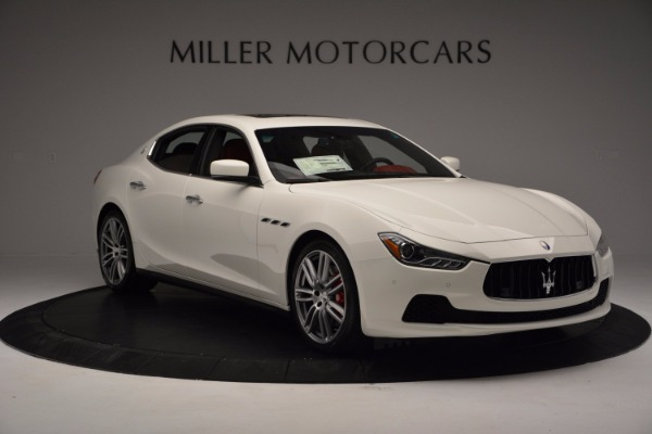 New 2017 Maserati Ghibli SQ4 for sale Sold at Maserati of Westport in Westport CT 06880 11