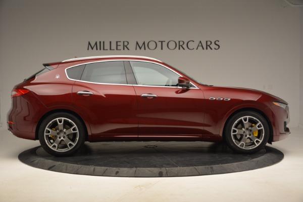 New 2017 Maserati Levante S for sale Sold at Maserati of Westport in Westport CT 06880 10