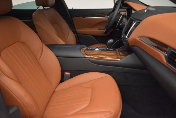 New 2017 Maserati Levante for sale Sold at Maserati of Westport in Westport CT 06880 20