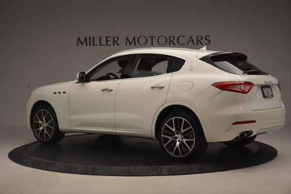 New 2017 Maserati Levante S Q4 for sale Sold at Maserati of Westport in Westport CT 06880 4