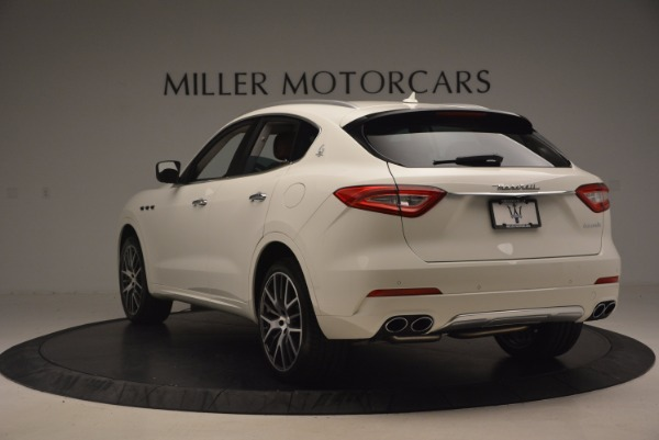 New 2017 Maserati Levante S Q4 for sale Sold at Maserati of Westport in Westport CT 06880 5