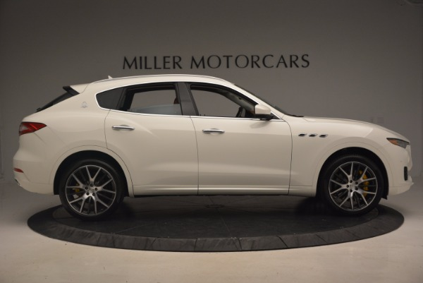 New 2017 Maserati Levante S Q4 for sale Sold at Maserati of Westport in Westport CT 06880 9