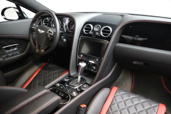 Used 2017 Bentley Continental GT V8 S for sale Sold at Maserati of Westport in Westport CT 06880 27