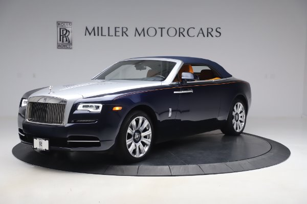 New 2017 Rolls-Royce Dawn for sale Sold at Maserati of Westport in Westport CT 06880 13