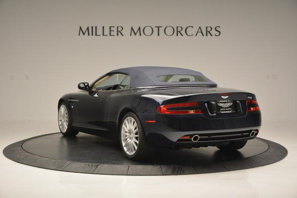 Used 2007 Aston Martin DB9 Volante for sale Sold at Maserati of Westport in Westport CT 06880 17