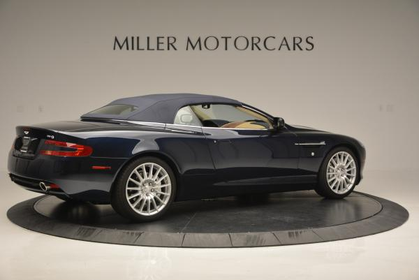 Used 2007 Aston Martin DB9 Volante for sale Sold at Maserati of Westport in Westport CT 06880 20