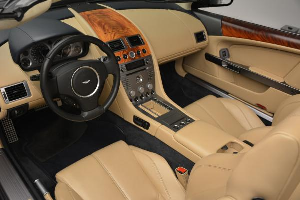 Used 2007 Aston Martin DB9 Volante for sale Sold at Maserati of Westport in Westport CT 06880 24