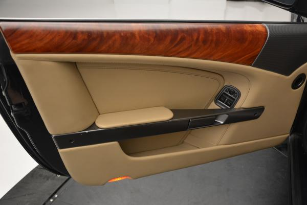 Used 2007 Aston Martin DB9 Volante for sale Sold at Maserati of Westport in Westport CT 06880 27