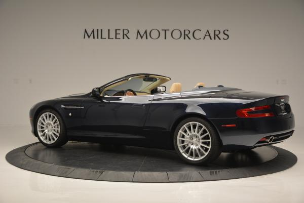Used 2007 Aston Martin DB9 Volante for sale Sold at Maserati of Westport in Westport CT 06880 4