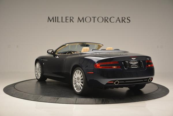Used 2007 Aston Martin DB9 Volante for sale Sold at Maserati of Westport in Westport CT 06880 5