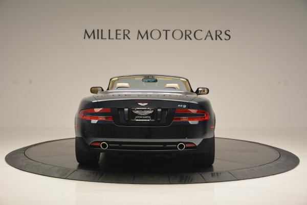 Used 2007 Aston Martin DB9 Volante for sale Sold at Maserati of Westport in Westport CT 06880 6