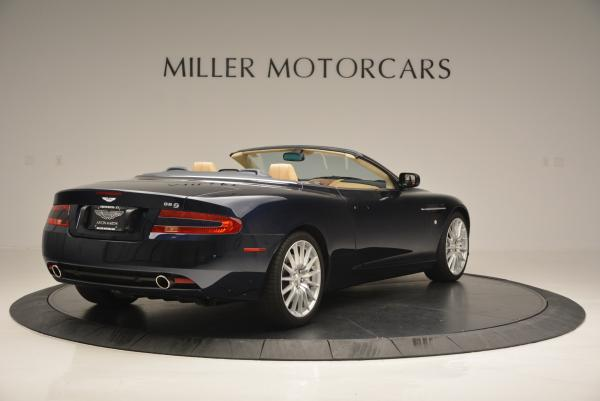 Used 2007 Aston Martin DB9 Volante for sale Sold at Maserati of Westport in Westport CT 06880 7