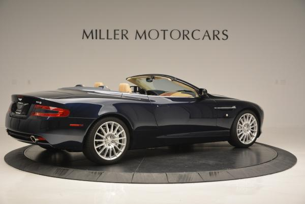 Used 2007 Aston Martin DB9 Volante for sale Sold at Maserati of Westport in Westport CT 06880 8