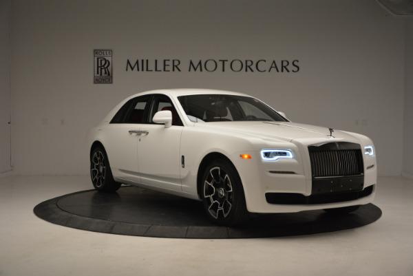 New 2017 Rolls-Royce Ghost Black Badge for sale Sold at Maserati of Westport in Westport CT 06880 11