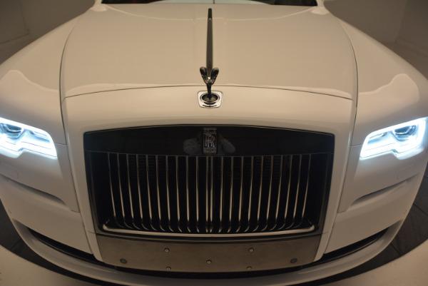 New 2017 Rolls-Royce Ghost Black Badge for sale Sold at Maserati of Westport in Westport CT 06880 14