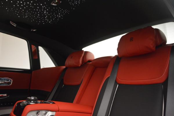 New 2017 Rolls-Royce Ghost Black Badge for sale Sold at Maserati of Westport in Westport CT 06880 26