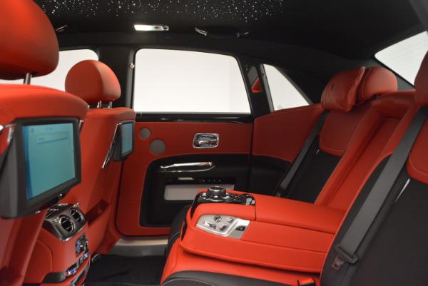 New 2017 Rolls-Royce Ghost Black Badge for sale Sold at Maserati of Westport in Westport CT 06880 27